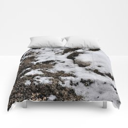 Winter Sea Comforters