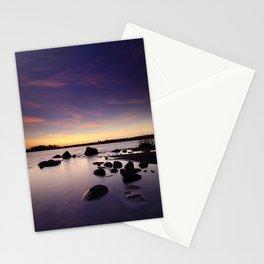 The Bear Island Sunrise Stationery Cards