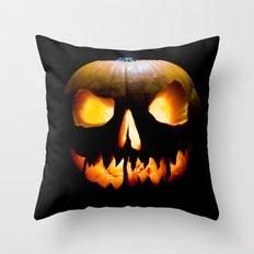 Gutsy Throw Pillow