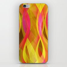 Abstract background G139 iPhone & iPod Skin
