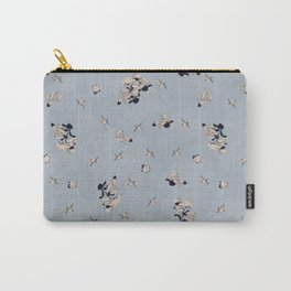 Hydrangea Dreams Carry-All Pouch