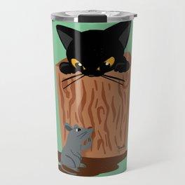 Hide-and-seek Travel Mug