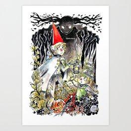 OGTW 01 Art Print