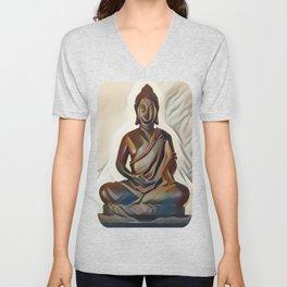 Siddhartha Gautama - Buddha Unisex V-Neck