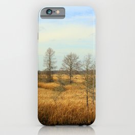 Marsh Creek iPhone Case