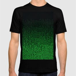Reboot II GREEN T-shirt