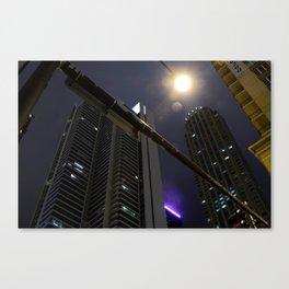 Urban Angles Canvas Print