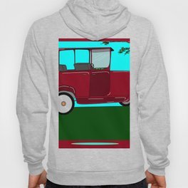 A Man and his Vintage Car Hoody