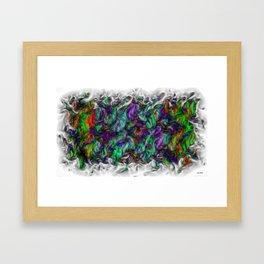 Bedlam 03 63 Framed Art Print