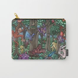 Creatures at Nite Carry-All Pouch