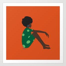 Eat Your Vegetables Art Print