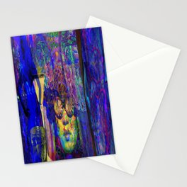 Studio 54 tribute Stationery Cards