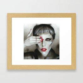 'Judas Iscariot' Framed Art Print