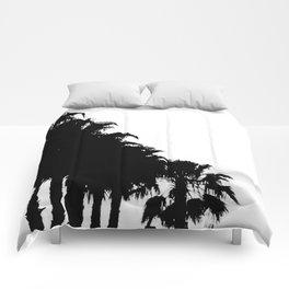 Palm tree Line up! Comforters