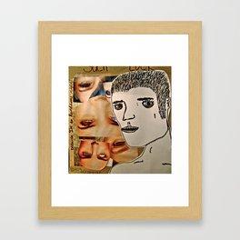 Such Luck Framed Art Print