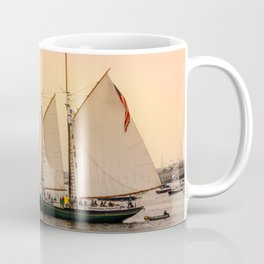 Morning of Glory 2 - Sail Boston 2017 Coffee Mug
