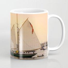 Morning of Glory 2 - Sail Boston 2017 Coffee Mug