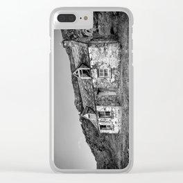 Highland Croft Clear iPhone Case
