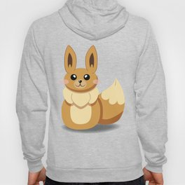Evolution Bobbles - Eevee Hoody