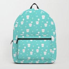 Baby Teddy Bear Backpack