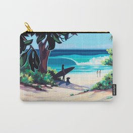 Ehukai Afternoon Carry-All Pouch