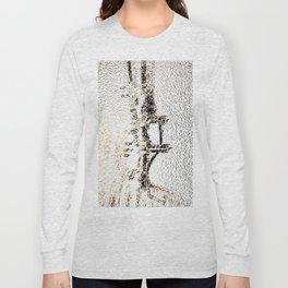 Tower bridge and Southbank London Long Sleeve T-shirt