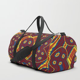 Geometric pattern Duffle Bag