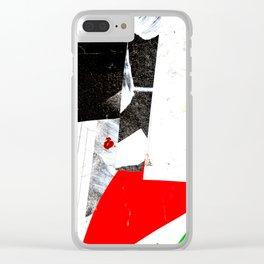 Dafuk Clear iPhone Case