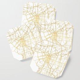 OSAKA JAPAN CITY STREET MAP ART Coaster