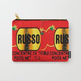 Russo-Tomato Paste  - by Frankenberg Carry-All Pouch