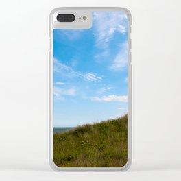 Brittas Bay. Wicklow Ireland. Clear iPhone Case