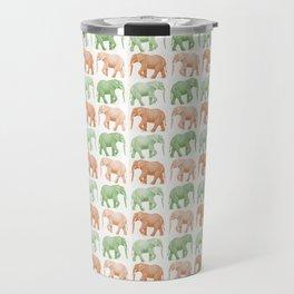 Little Elephants Travel Mug