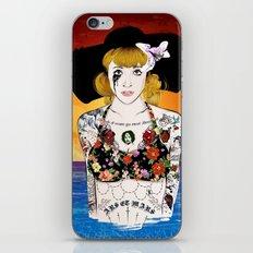 Sharon 3 iPhone & iPod Skin