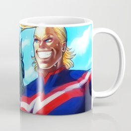 Hero Academia: One For All Coffee Mug