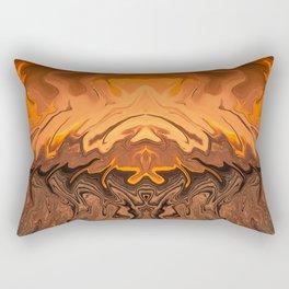 Arezzera Sketch #859 Rectangular Pillow