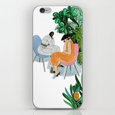 Samuji spring summer 17 iPhone & iPod Skin