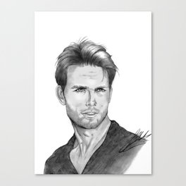 Tom Canvas Print
