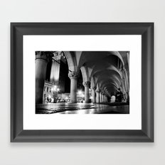 Venice #1 Framed Art Print