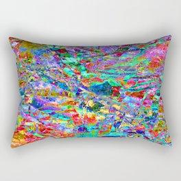 Technicolour: Three Rectangular Pillow