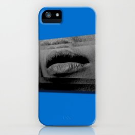 Loud Mouth iPhone Case