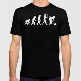 Curling Evolution T-shirt