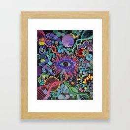 """""""The Cleansing"""" Framed Art Print"""