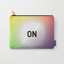 . SUN ON Carry-All Pouch