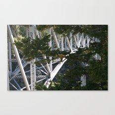 Tressel Canvas Print
