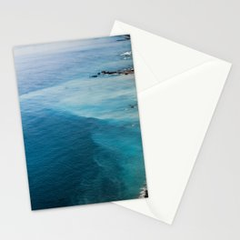 Sea wave Stationery Cards