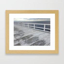 Busselton Perth Framed Art Print