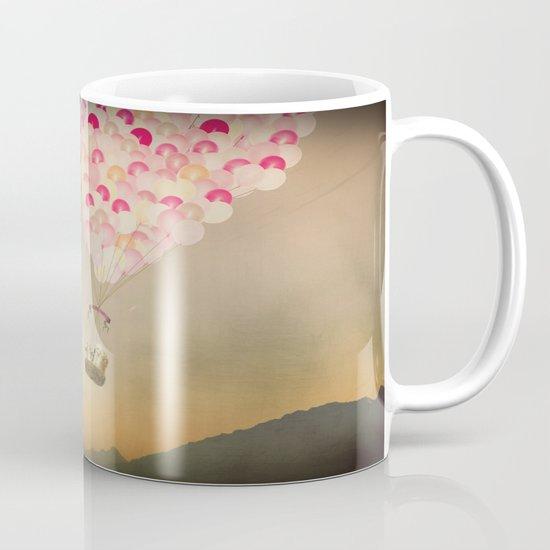 NEVER STOP EXPLORING V Mug