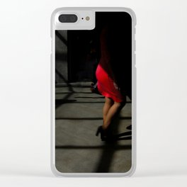 Underpass Clear iPhone Case