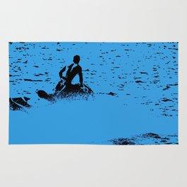 Blue Waters - Jet Ski Fun Rug