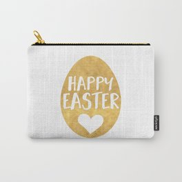 GOLDEN EGG - HAPPY EASTER Carry-All Pouch